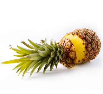 Ananas – inulin