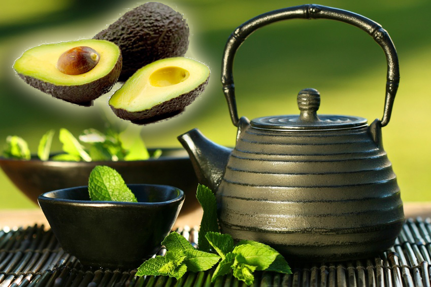 Inulin i zeleni čaj